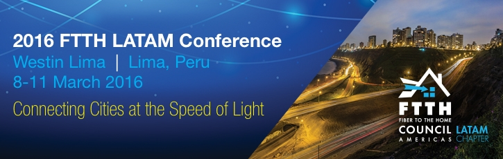 2016 FTTH Council LATAM Conference